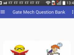 Gate Mech Question Bank 2.7 Screenshot