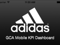 GCA Mobile KPI Dashboard 1.2.2 Screenshot
