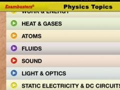 GCSE Physics Prep Flashcards Exambusters 3.0 Screenshot