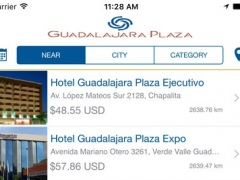 GDL Plaza Hotels 1.5 Screenshot