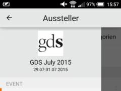 GDS App 3.7.0.866 Screenshot