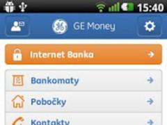 GE Money CZ 1.0.1 Screenshot