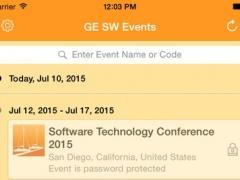 GE Software Events 1.28 Screenshot