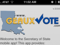 GeauxVote Mobile 2.4.1 Screenshot