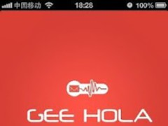 GeeHola 1.23 Screenshot