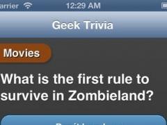 Geek Trivia 1.0.3 Screenshot