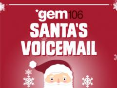 Gem 106 - Santa Voicemail 1.0 Screenshot