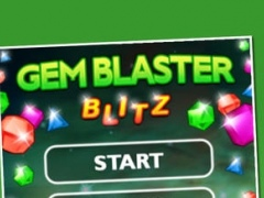 Gem Blaster Blitz Free Multi-player Falling Puzzle Bubble Shooter Diamond Jewel Adventure : Best Fun Skill Challenge Your Friends! 1.0.9 Screenshot