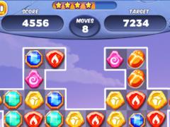 Gem Quest Match 3  Screenshot