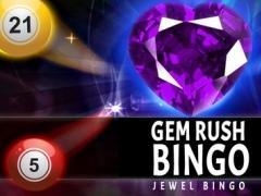 Gem Rush Bingo - Jewel Bingo 1.0 Screenshot