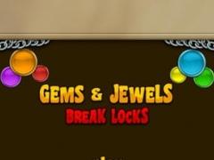Gems & Jewels - Break Locks 1.0 Screenshot
