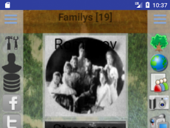Genealogical trees of families (D) 1.8 Screenshot
