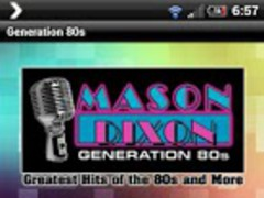 Generation 80's 1.0.1 Screenshot
