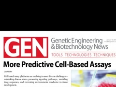 Genetic Engineering and Biotechnology News 7.3 Screenshot