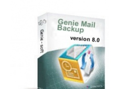 Genie Mail Backup 8.0 Screenshot