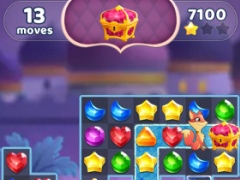 Review Screenshot - Match 3 Puzzle – Set Foot on Magical Adventure