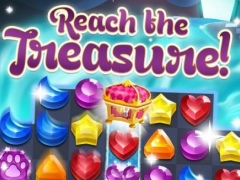 Genies & Gems - Jewel & Gem Matching Adventure 62.32.101.01220946 Screenshot
