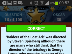 Genius Movies Quiz 1.0 Screenshot