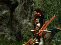Genji: Days of the Blade Screensaver (PS3) 1.1 Screenshot