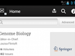 Genome Biology 3.02 Screenshot