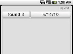 Geocaching Keyboard 1.1 Screenshot