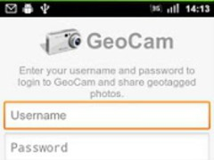 GeoCam 1.1.0 Screenshot