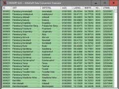 Geodata Germany 21.05 Screenshot