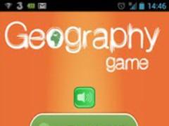 Geography Game 1.0 Screenshot