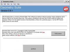 Geometry Suite 1.0 Screenshot