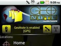 GeoNote 1.17 Screenshot