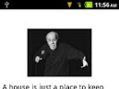 George Carlin Jokes 1.0 Screenshot