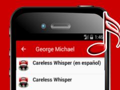 George Michael Greatest Hits 1.0 Screenshot