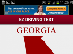 Georgia Driving Test 3.2.1 Screenshot