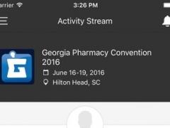 Georgia Pharmacy Convention 16 1.0 Screenshot