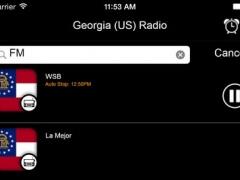 Georgia (US) Radio 4.4 Screenshot