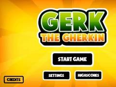 Gerk the Gherkin Free 1.0.6 Screenshot