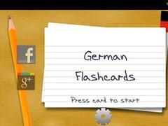 German Flashcards Pro 3.1 Screenshot