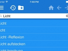 German - Russian Dictionary Free 2.0.40 Screenshot