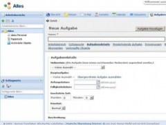 German translation of Feng Office 14 Screenshot