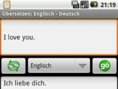 German Translator 2.2 Screenshot