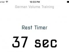 German Volume Training - Set Counter 1.2 Screenshot