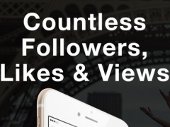Get 1000 Insta Likes, Followers & Views for Instagram - 10000 More Free Like, Follower & Video View Boost on IG 1.0.0 Screenshot