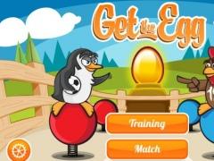 Get the Egg: Foosball 1.0.6 Screenshot