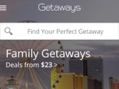 Getaways by Groupon 1.4.3471 Screenshot