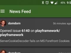 OctoDroid for GitHub 4.2.1 Screenshot