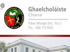 Ghaelcholáiste Chiarraí 1.0 Screenshot