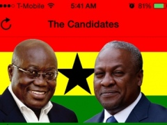 Ghana Election: 2016 3.0.1 Screenshot