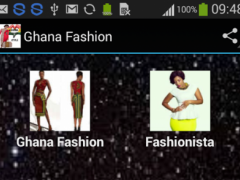 Ghana Fashion 1.0 Screenshot