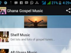 Ghana Gospel Music 1.0 Screenshot