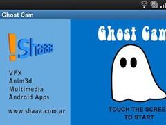 Ghost Cam 1.0 Screenshot